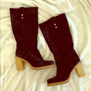 UGG Australia Josie knee-high boots   size 7 1/2